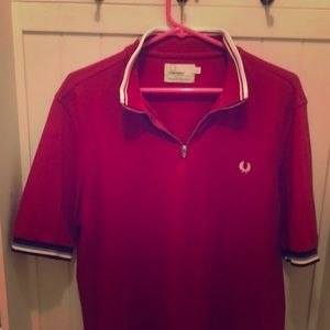 Fred Perry Bradley Wiggins Champion Tipped